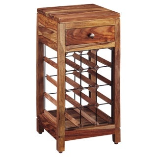 Signature Design by Ashley Abbonto Wine Cabinet - N/A
