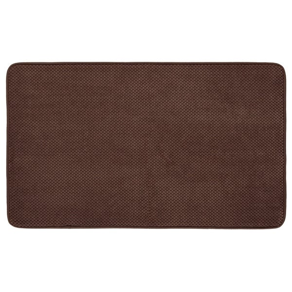 Shop Mohawk Weston Memory Foam Bath Rug 1 8x2 10 Free