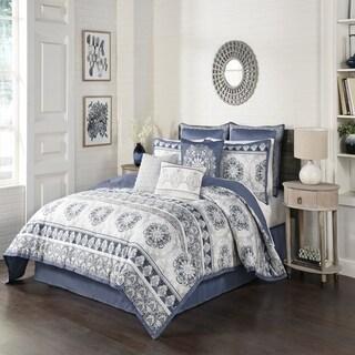 Simmons Beautyrest Beautyrest Indochine Comforter Set Queen From Overstock Com Shefinds