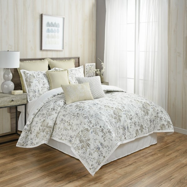 Beautyrest Laurel Comforter Set - Multi