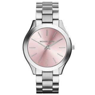 Michael Kors Women's MK3380 'Slim Runway' Stainless Steel Watch
