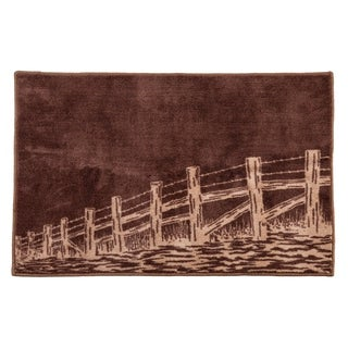 HiEnd Accents Fence Rug , 24x36 - 24 x 36