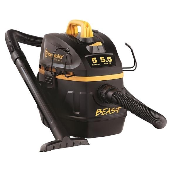 Beast Professional Series 5 Gal. 5.5 Peak HP Jobsite Wet/Dry Vacuum