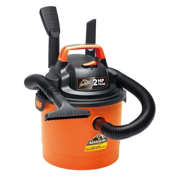 2.5 Gal. Portable Wet/Dry Vac