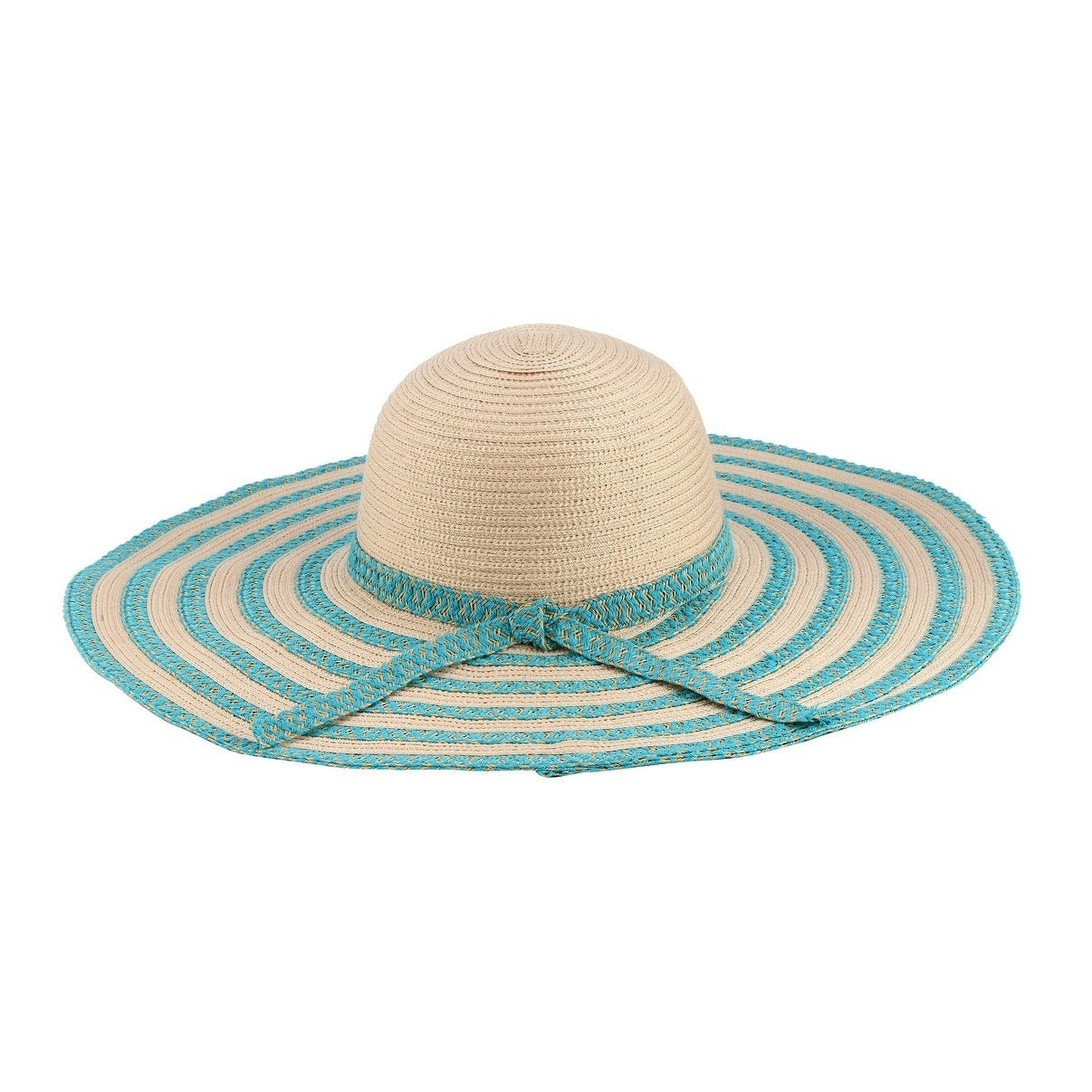 Shop Selma - 20% Nylon 80% Cotton Woven Fabric Extra Large Wide Brim Sun  Hat Sun Styles - AH-017-9-PBL - Free Shipping On Orders Over  45 -  Overstock.com - ... abb39523cf2