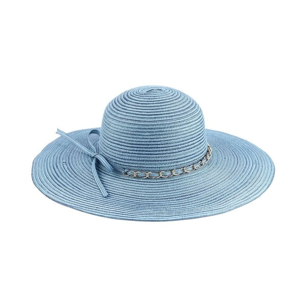 Mya - 100% Paper Straw Wide Brim Sun Hat Sun Styles - AH-001-2-12 ... 0f13cf1b45e0