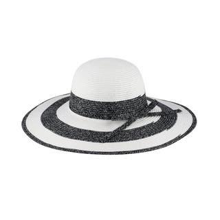 7d13be27862e7 Chloe - 100% Paper Straw Wide Brim Sun Hat Sun Styles - AH-009