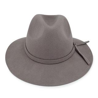 Adele - 100% Wool Felt Moden-day Soft Brim Fedora Style Hat Alpas Buy Women\u0027s Hats Online at Overstock.com | Our Best Deals