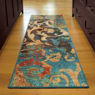Carolina Weavers Brighton Collection Painting on the Wall Area Rug