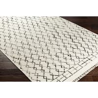 The Curated Nomad Duncan Hand-woven Wool Area Rug