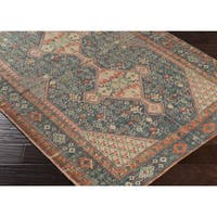 The Curated Nomad Hickory Hand-woven Jute Area Rug - 8' x 10'