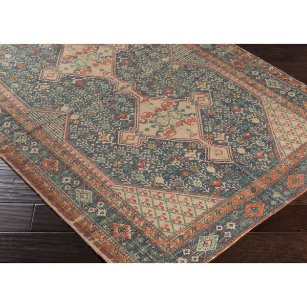 The Curated Nomad Hickory Hand-woven Jute Area Rug