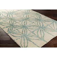 The Curated Nomad Divisadero  Hand-woven Jute Area Rug - 8' x 10'