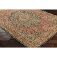The Curated Nomad Bemis Woven Area Rug