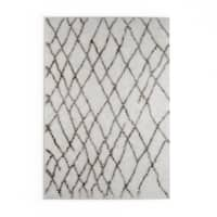 The Curated Nomad Wayland Rustic Moroccan Shag Area Rug