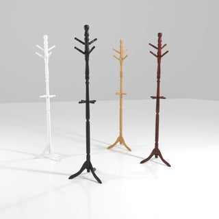 Furniture of America Prairie Traditional Coat Rack