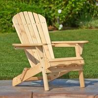Havenside Home Bergen Adirondack Chair