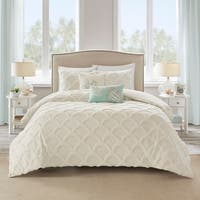 Harbor House Cannon Beach 3 Piece Cotton Chenille Comforter Set
