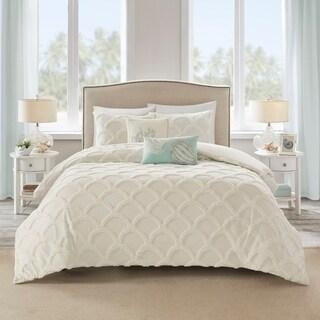 Harbor House Cannon Beach 3 Piece Cotton Chenille Comforter Set