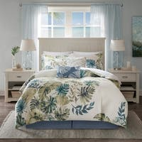 Harbor House Lorelai Multi Cotton Printed 6 Piece Comforter Set