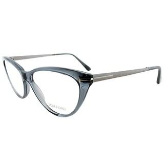 Tom Ford Cat-Eye FT 5354 020 Women Grey Frame Eyeglasses