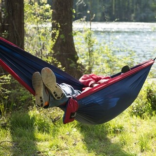 Double Castaway® Travel Hammock With Bag