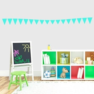 Flag Banner Wall Decal