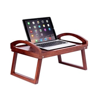 BirdRock Home Wooden Lap Desk Bed Tray