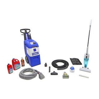 Rug Doctor X3 Carpet Shampooer W/Pre-Clean kit, purifier, B&DStickVac