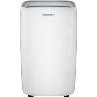 Emerson Quiet Kool Heat/Cool Portable Air Conditioner with Remote Control for Rooms up to 550-Sq. Ft.