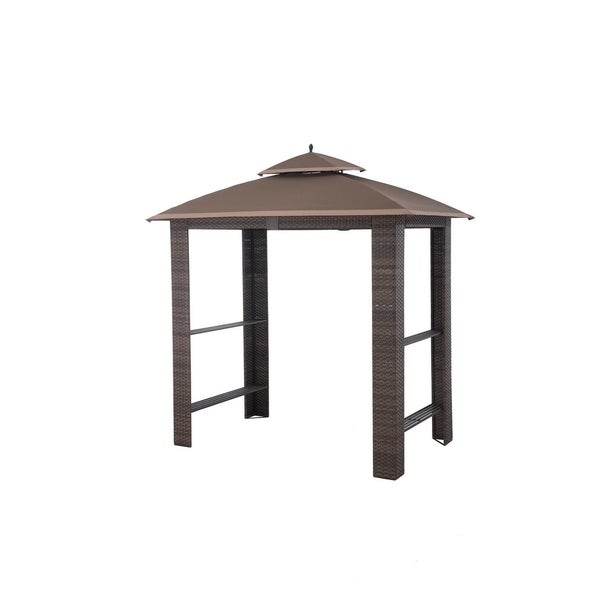 Sunjoy Replacement Canopy Set For L Gg074pst A Sonoma Grill Gazebo