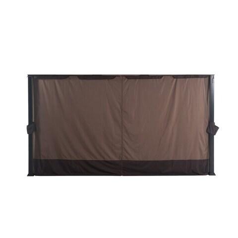 Sunjoy Replacement Curtain for L-GZ659PST 10X13 South Hampton Gazebo