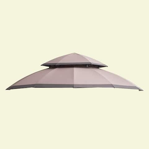 Sunjoy Replacement Canopy Set For L Gz793pst E Heritage Gazebo