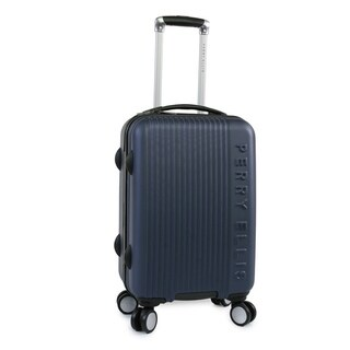 Perry Ellis Forte 21-Inch Hardside Spinner Suitcase