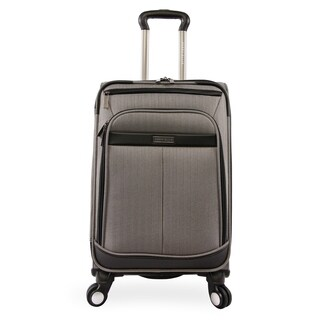 Perry Ellis Lexington 21-inch Carry-on Softside Spinner Luggage