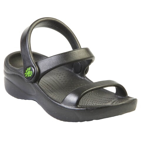 Kids' Dawgs 3-Strap Sandals