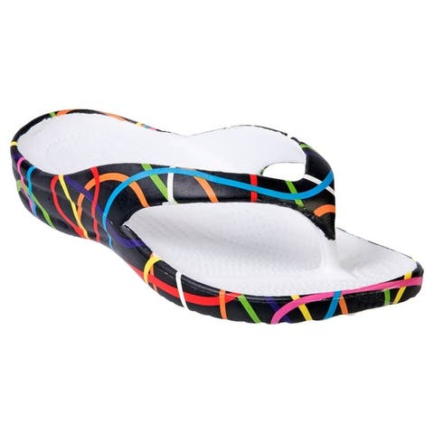 Dawgs Toddlers' Loudmouth Flip Flops