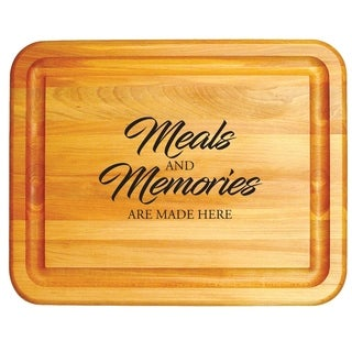Meals and Memories Board