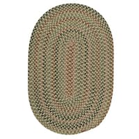 Capetown Lily Green Area Rug - 9' x 12'