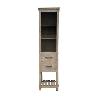 "79""Rustic Solid Fir Side Cabinet"