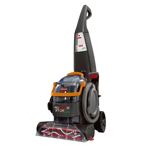 BISSELL ProHeat 2X? Lift-Off? Upright Carpet Cleaner