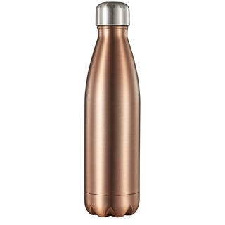 Visol Marina Double Wall Water Bottle 16oz - Brushed Copper