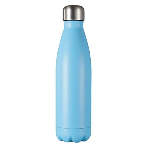 Visol Marina Double Wall Water Bottle 16oz - Pastel Blue