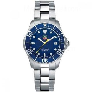 Tag Heuer Men's WAB1112.BA0801 'Aquaracer' Stainless Steel Watch