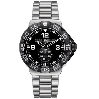 Tag Heuer Men's WAH1010.BA0854 'Formula 1' Grande Stainless Steel Watch