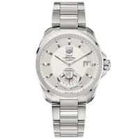 Tag Heuer Men's WAV511B.BA0900 'Grand Carrera' Automatic Stainless Steel Watch