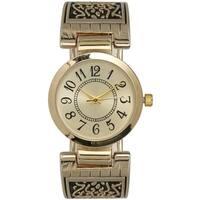 Olivia Pratt Women's Classical Cuff Watch