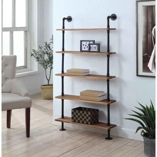Anacortes Five Shelf Piping
