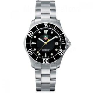 Tag Heuer Men's WAB1110.BA0800 'Aquaracer' Stainless Steel Watch