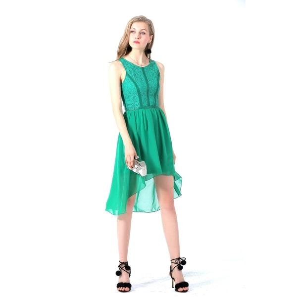 Shop Ultrapink Juniors Amp Womens Princess Seam Dress Lace